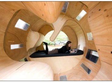 Roll It – Ngôi nhà cuộn tròn