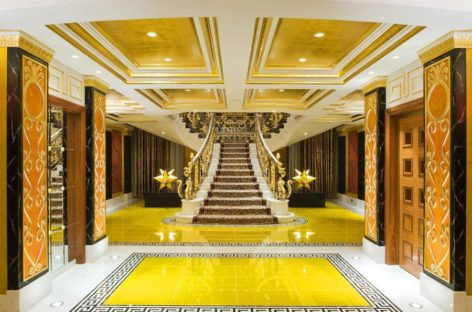 Thăm quan khách sạn đắt nhất hành tinh