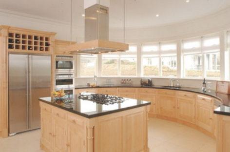 Phòng bếp đơn giản và sang trọng