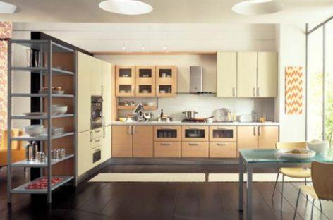 Các mẫu nhà bếp đẹp