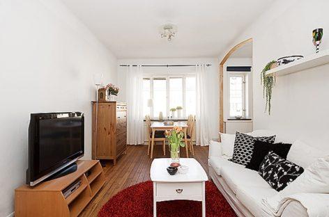 Chiêm ngưỡng căn hộ nhỏ xinh chỉ 40m2