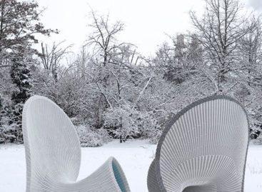Những chiếc ghế lạ mắt cho không gian ngoài trời