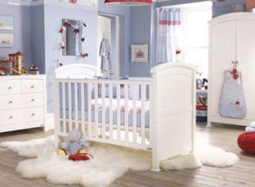 6 gợi ý trang trí phòng cho bé sơ sinh nhà bạn