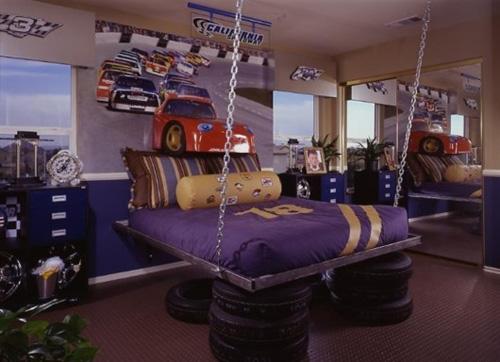 phòng ngủ ngộ nghĩnh