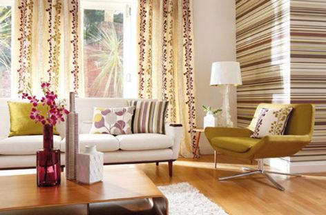 Mang vẻ đẹp cổ điển vào phòng khách hiện đại