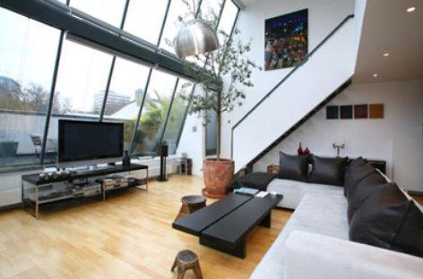 Nội thất phòng khách trong từng không gian kiến trúc