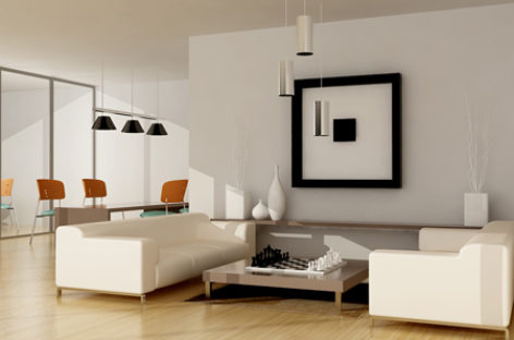 4 cách thiết kế phòng khách phổ biến hiện nay