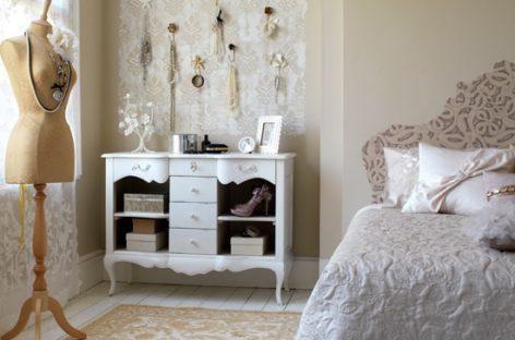 5 bước đơn giản mang phong cách cổ điển vào phòng ngủ