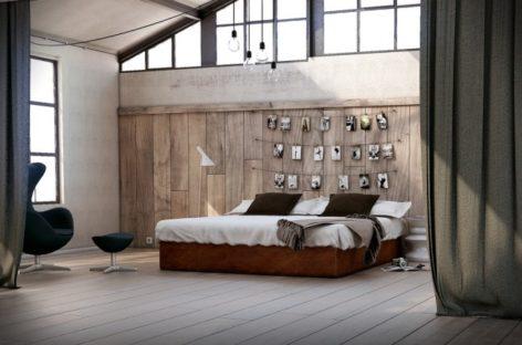 Những thiết kế độc đáo cho đầu giường ngủ