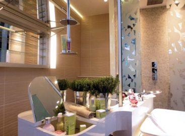 Đem thiên nhiên vào phòng tắm