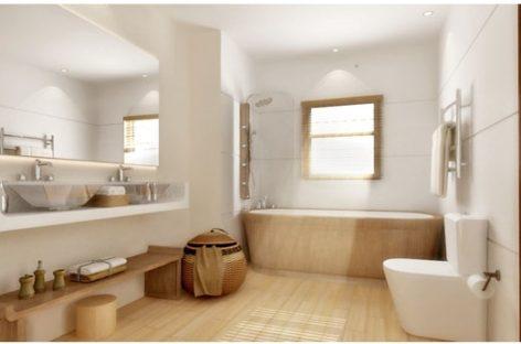 4 phong cách thiết kế phòng tắm độc đáo và hiện đại