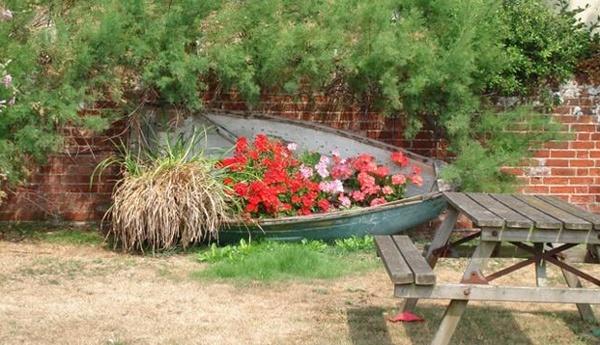 thuyền hoa