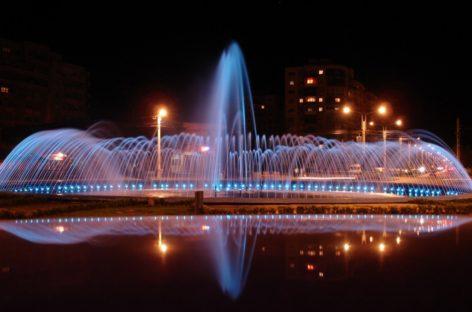 Craiova – Thành phố của nhạc nước