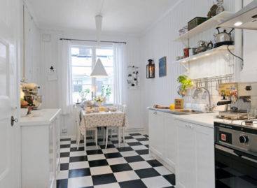 15 phòng bếp mang phong cách Scandinavian