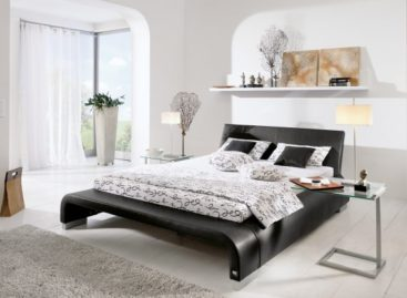 Giường đẹp cho nhà bạn