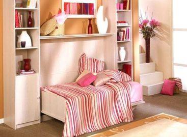 Những chiếc giường tiện dụng cho phòng không gian nhỏ