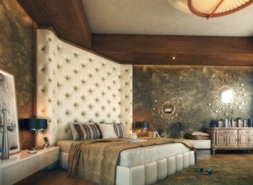 Ngất ngây với thiết kế phòng ngủ ấn tượng hè 2012