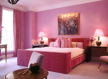Chọn màu cho phòng ngủ đẹp lung linh
