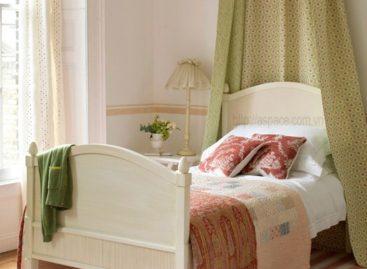 Thiết kế nội thất phòng ngủ mùa hè