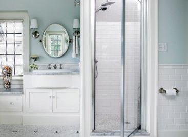 Đa dạng thiết kế phòng tắm hiện đại