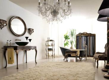 Phòng tắm mang phong cách Italia quý phái