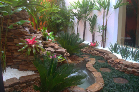 Những mẫu vườn đẹp dành cho biệt thự và nhà vườn