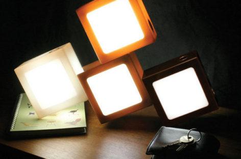 Những chiếc hộp phát sáng trong trang trí nội thất