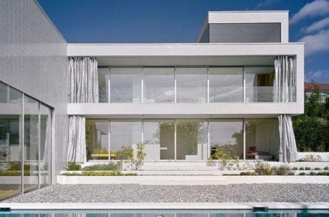 Ngôi nhà trong mơ với phong cách tối giản hiện đại