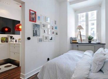 10 tuyệt chiêu tạo cảm giác rộng rãi cho phòng ngủ nhỏ