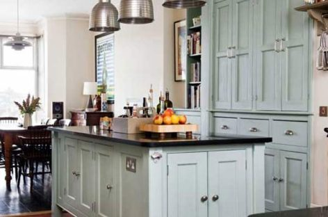 """""""Khoác áo"""" cực chuẩn cho căn bếp nhà bạn"""