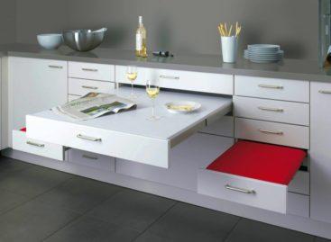 Những mẫu thiết kế nội thất tiết kiệm không gian