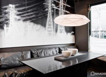 Nội thất cho căn hộ hiện đại của Cecconi Simone