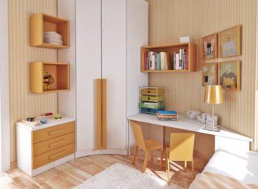 Ý tưởng phòng ngủ đẹp và hiện đại dành cho Teen của Sergi