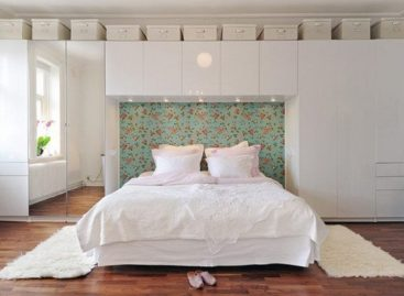 Thêm nhiều lựa chọn cho phòng ngủ hiện đại