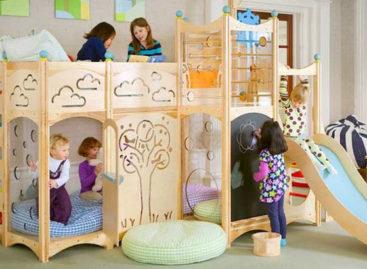 Những chiếc giường Rhapsody – Thiên đường thu nhỏ dành cho trẻ