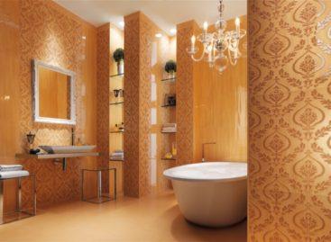 Mẫu phòng tắm tuyệt đẹp với gạch men của FAPCeramiche