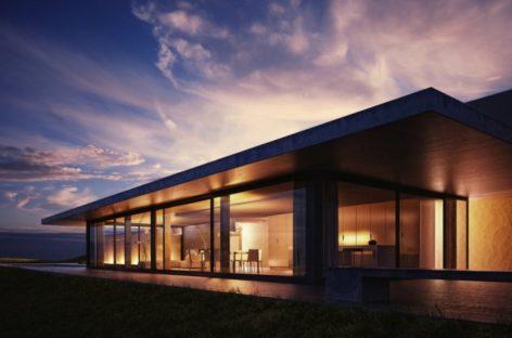Ngôi nhà với thiết kế 3D của Kiến trúc sư Bruno Erpicum