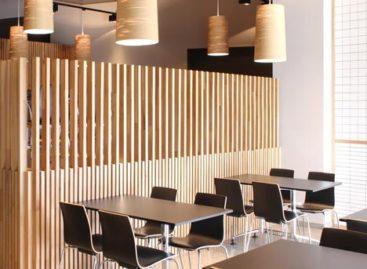 Mới mẻ với lối thiết kế của nhà hàng ở Bilbao