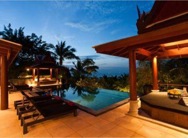 Nhà nghỉ đẹp 2 triệu đô ở Phuket