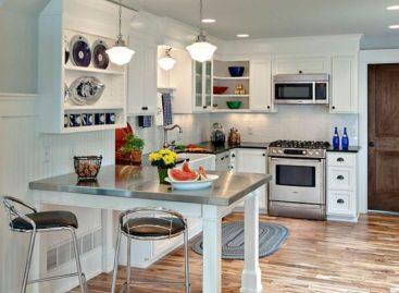 Những điều nên làm khi phòng bếp có không gian nhỏ