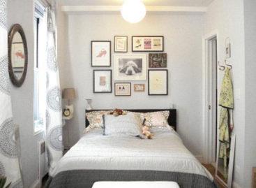 5 lưu ý khi tận dụng không gian trong phòng ngủ