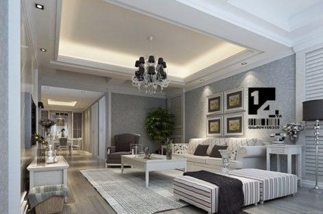 Thiết kế nội thất hiện đại của 14 YA