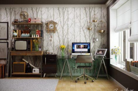 Tạo cảm hứng tuyệt vời cho không gian làm việc