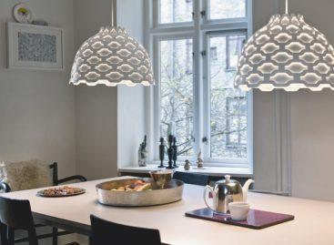 LC Shutter – Ấn tượng đèn treo trang trí cho căn phòng của bạn