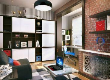 Giải pháp thiết kế cho không gian riêng của Teen