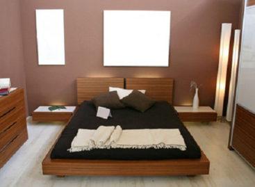 Bài trí phòng ngủ nhỏ theo phong cách Nhật