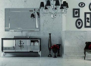Bộ sưu tập nội thất sang trọng cho phòng tắm của Branchetti