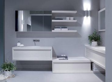 Bộ sưu tập nội thất phòng tắm của GD Cucine