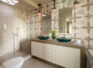 4 mẫu thiết kế nội thất hiện đại cho phòng tắm nhà bạn