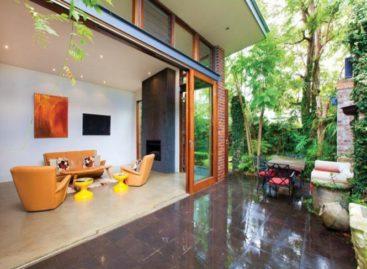 Courtyards – Những khoảng sân nhỏ bên trong nhà